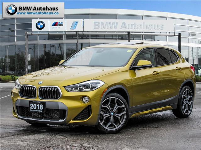 2018 BMW X2 xDrive28i (Stk: P8875) in Thornhill - Image 1 of 29
