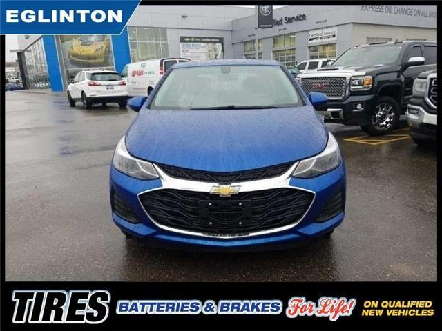 2019 Chevrolet Cruze LT (Stk: KS625544) in Mississauga - Image 2 of 16