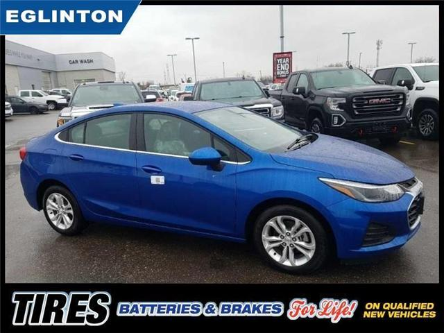 2019 Chevrolet Cruze LT (Stk: KS625544) in Mississauga - Image 3 of 16