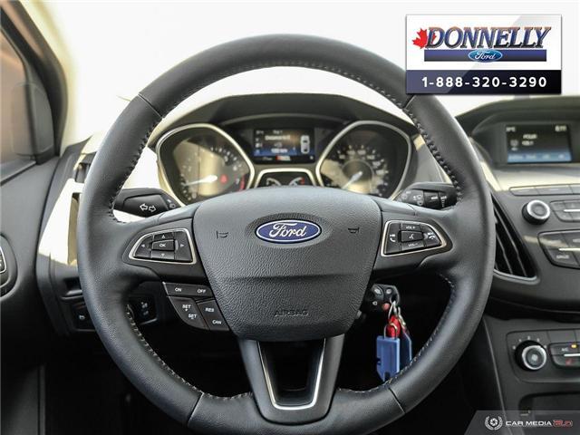 2018 Ford Focus SE (Stk: DR2228) in Ottawa - Image 14 of 27