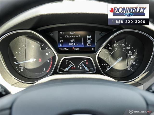 2018 Ford Focus SE (Stk: DR2228) in Ottawa - Image 15 of 27