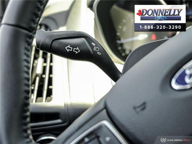 2018 Ford Focus SE (Stk: DR2228) in Ottawa - Image 16 of 27
