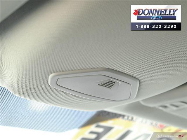 2018 Ford Focus SE (Stk: DR2228) in Ottawa - Image 23 of 27