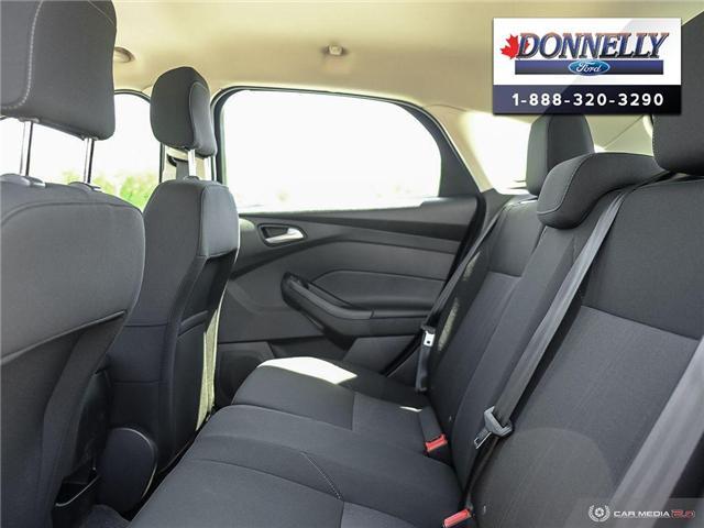 2018 Ford Focus SE (Stk: DR2228) in Ottawa - Image 24 of 27