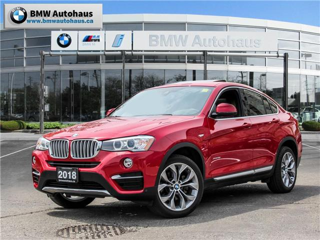 2018 BMW X4 xDrive28i (Stk: P8911) in Thornhill - Image 1 of 23