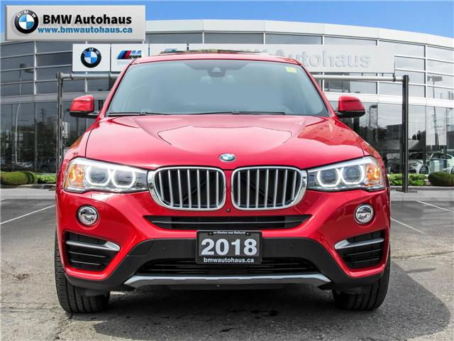 2018 BMW X4 xDrive28i (Stk: P8911) in Thornhill - Image 2 of 23
