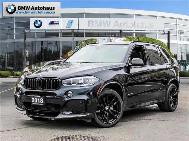 2018 BMW X5 xDrive35i (Stk: P8913) in Thornhill - Image 1 of 28