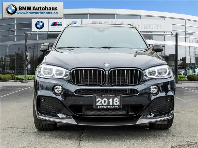 2018 BMW X5 xDrive35i (Stk: P8913) in Thornhill - Image 2 of 28