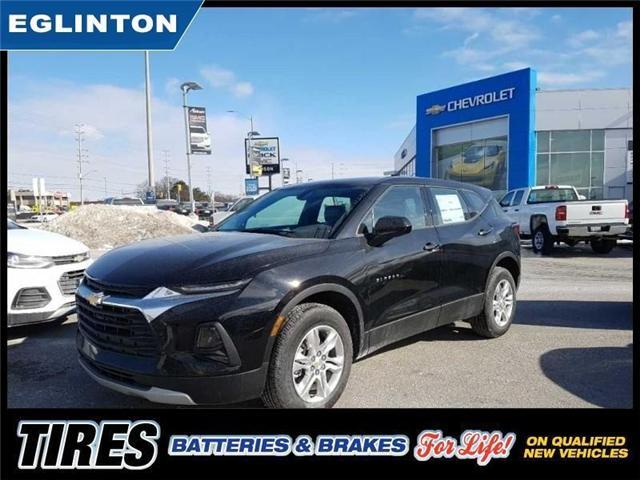 2019 Chevrolet Blazer 2.5 (Stk: KS624234) in Mississauga - Image 1 of 19