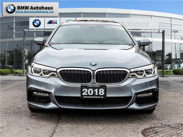 2018 BMW 540i xDrive (Stk: P8914) in Thornhill - Image 2 of 31