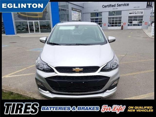 2019 Chevrolet Spark 1LT CVT (Stk: KC771547) in Mississauga - Image 2 of 16