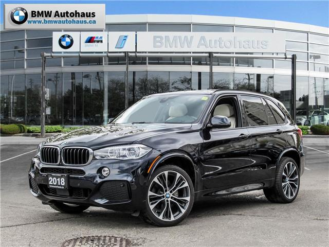 2018 BMW X5 xDrive35i (Stk: P8916) in Thornhill - Image 1 of 24