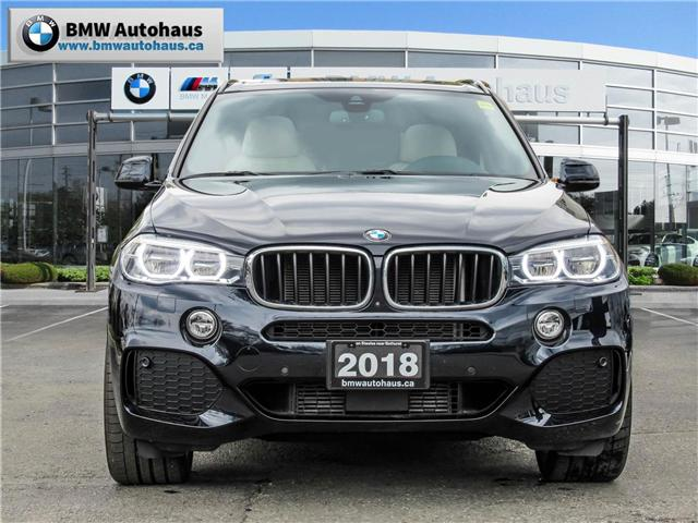 2018 BMW X5 xDrive35i (Stk: P8916) in Thornhill - Image 2 of 24