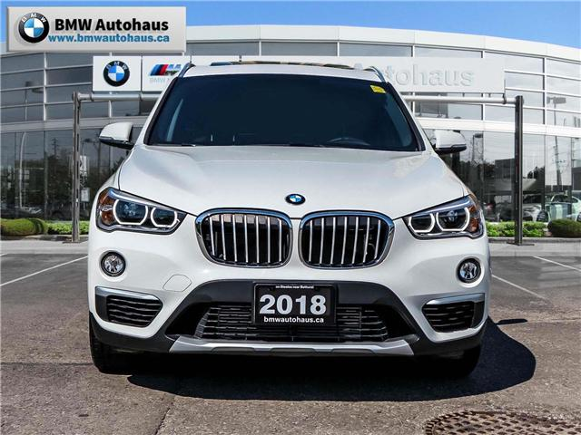 2018 BMW X1 xDrive28i (Stk: P8924) in Thornhill - Image 2 of 25