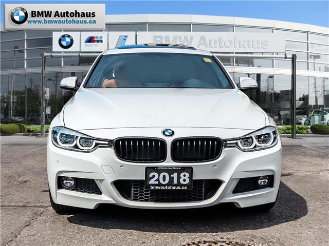 2018 BMW 330i xDrive (Stk: P8932) in Thornhill - Image 2 of 27