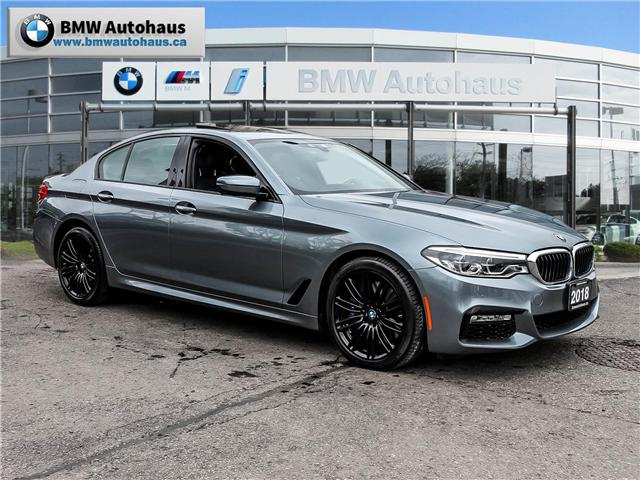 2018 BMW 540i xDrive (Stk: P8945) in Thornhill - Image 2 of 28
