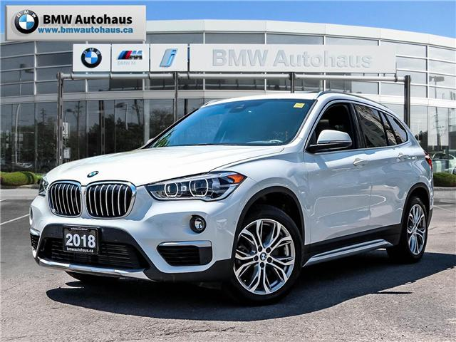 2018 BMW X1 xDrive28i (Stk: P8956) in Thornhill - Image 1 of 28