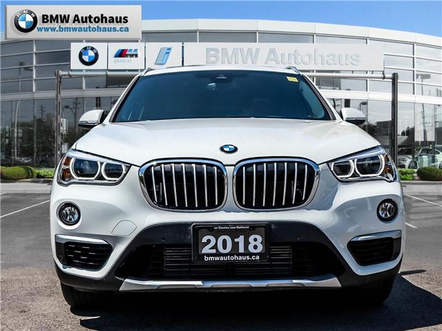 2018 BMW X1 xDrive28i (Stk: P8956) in Thornhill - Image 2 of 28