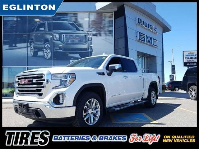 2019 GMC Sierra 1500 SLT (Stk: KZ317869) in Mississauga - Image 1 of 24