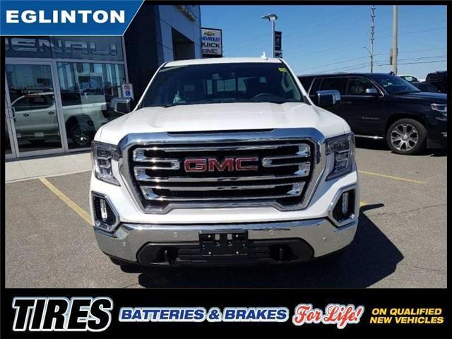 2019 GMC Sierra 1500 SLT (Stk: KZ317869) in Mississauga - Image 2 of 24
