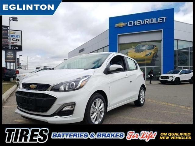 2019 Chevrolet Spark 1LT CVT (Stk: KC759922) in Mississauga - Image 1 of 16