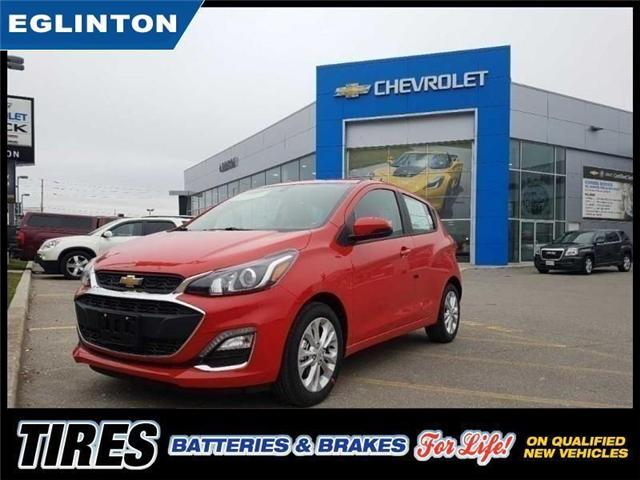 2019 Chevrolet Spark 1LT CVT (Stk: KC758965) in Mississauga - Image 1 of 16