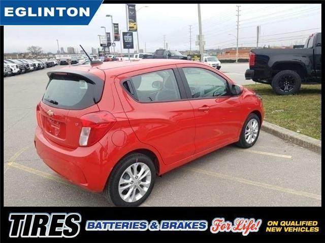 2019 Chevrolet Spark 1LT CVT (Stk: KC758965) in Mississauga - Image 4 of 16