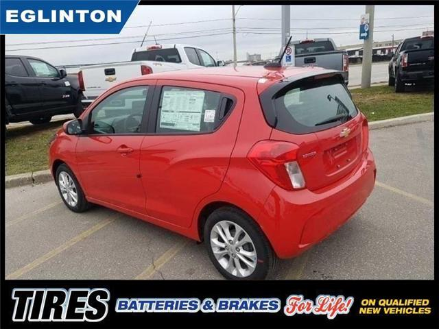 2019 Chevrolet Spark 1LT CVT (Stk: KC758965) in Mississauga - Image 6 of 16