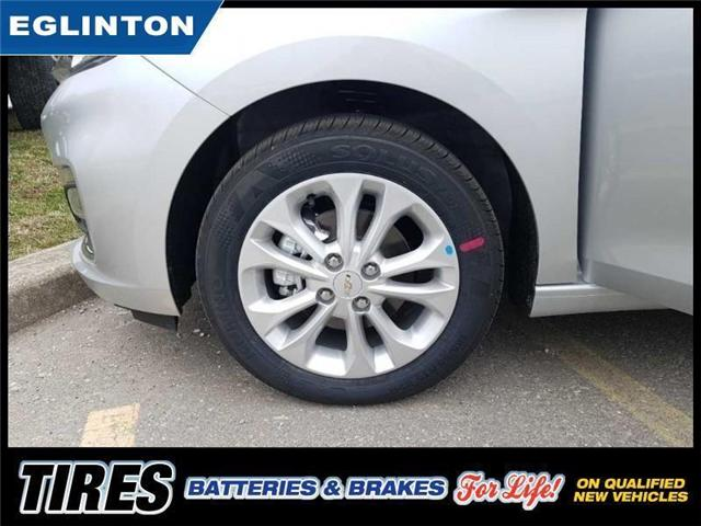 2019 Chevrolet Spark 1LT CVT (Stk: KC788898) in Mississauga - Image 12 of 16