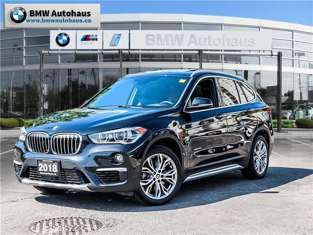 2018 BMW X1 xDrive28i (Stk: P8936) in Thornhill - Image 1 of 27