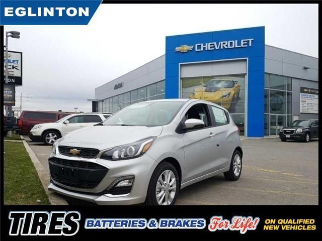 2019 Chevrolet Spark 1LT CVT (Stk: KC789339) in Mississauga - Image 1 of 16