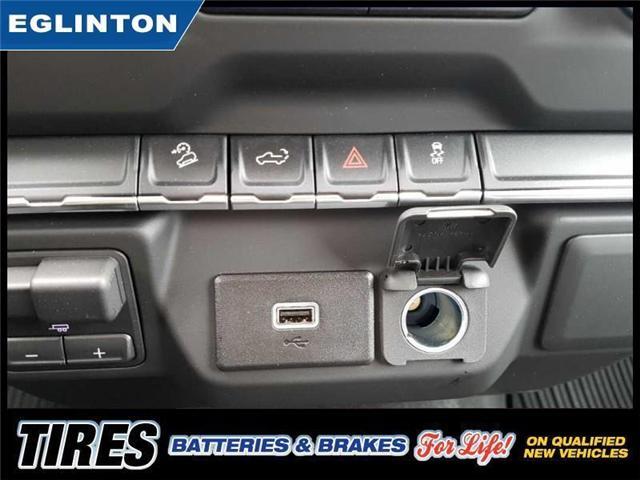 2019 Chevrolet Silverado 1500 Silverado Custom Trail Boss (Stk: KZ314755) in Mississauga - Image 15 of 18