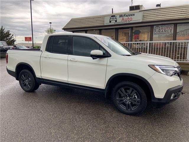 2018 Honda Ridgeline Sport (Stk: 1936A) in Lethbridge - Image 1 of 29