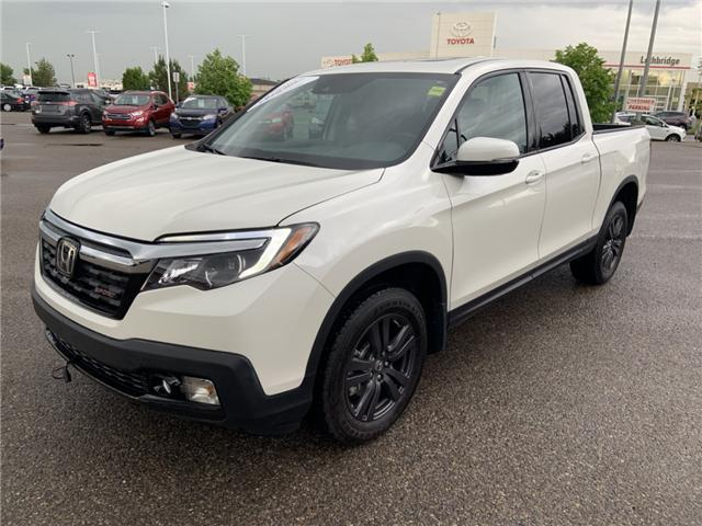 2018 Honda Ridgeline Sport (Stk: 1936A) in Lethbridge - Image 6 of 29