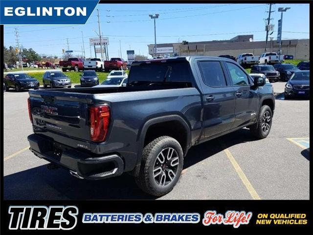 2019 GMC Sierra 1500 AT4 (Stk: KZ313351) in Mississauga - Image 4 of 20