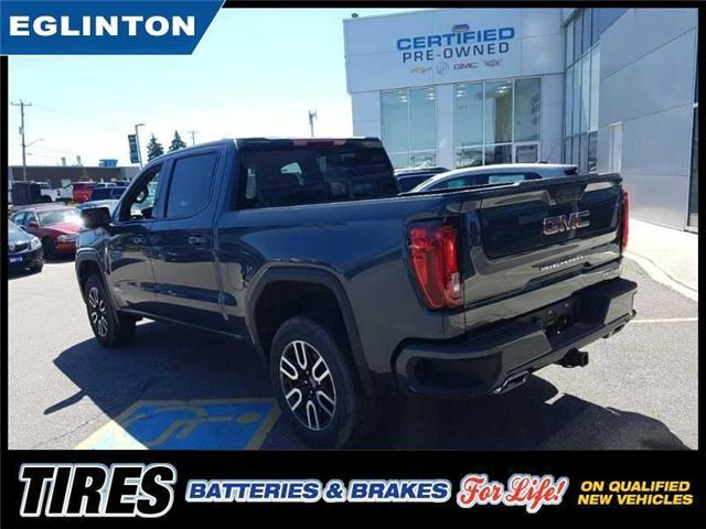 2019 GMC Sierra 1500 AT4 (Stk: KZ313351) in Mississauga - Image 6 of 20