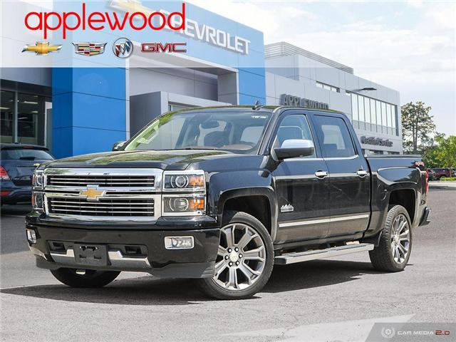 2015 Chevrolet Silverado 1500 High Country (Stk: 5330TN) in Mississauga - Image 1 of 27