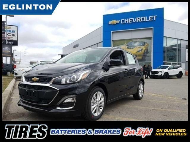 2019 Chevrolet Spark 1LT CVT (Stk: KC772172) in Mississauga - Image 1 of 16