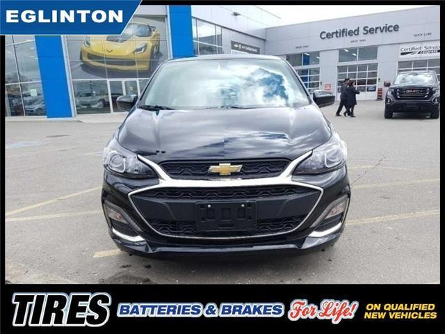 2019 Chevrolet Spark 1LT CVT (Stk: KC772172) in Mississauga - Image 2 of 16