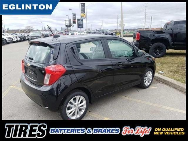 2019 Chevrolet Spark 1LT CVT (Stk: KC790302) in Mississauga - Image 4 of 16