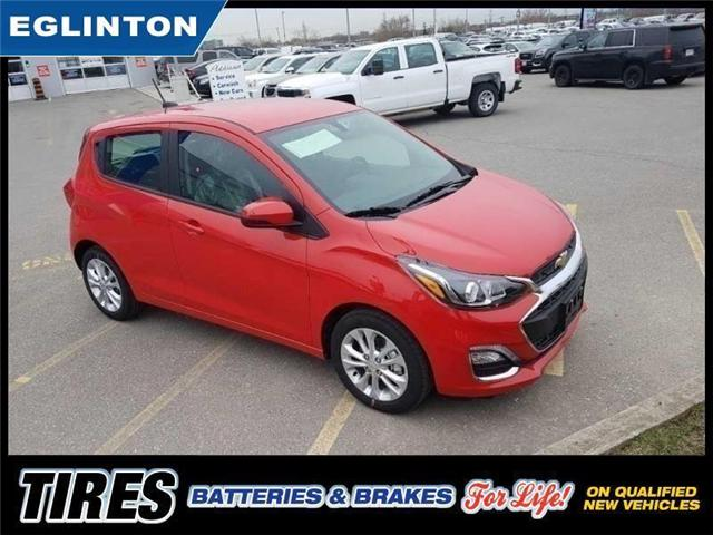 2019 Chevrolet Spark 1LT CVT (Stk: KC789349) in Mississauga - Image 3 of 16