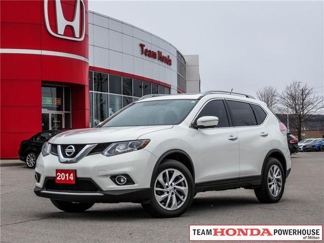 2014 Nissan Rogue SV (Stk: 3230A) in Milton - Image 1 of 27