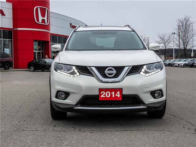 2014 Nissan Rogue SV (Stk: 3230A) in Milton - Image 2 of 27