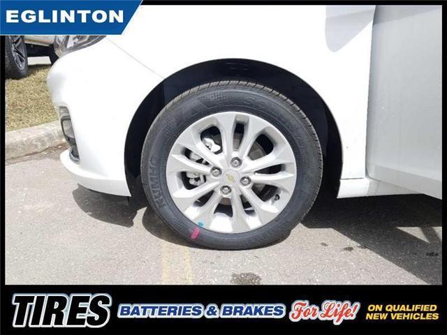 2019 Chevrolet Spark 1LT CVT (Stk: KC789856) in Mississauga - Image 12 of 16