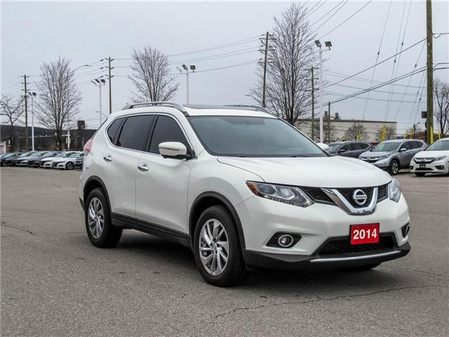 2014 Nissan Rogue SV (Stk: 3230A) in Milton - Image 3 of 27