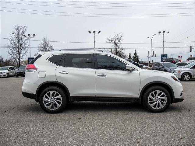 2014 Nissan Rogue SV (Stk: 3230A) in Milton - Image 4 of 27