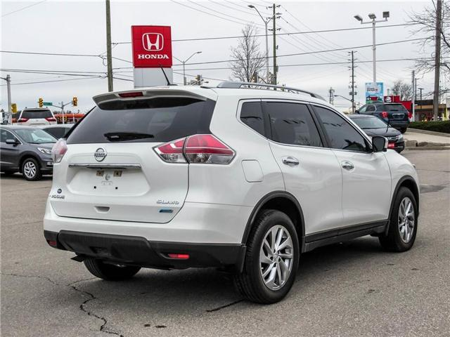 2014 Nissan Rogue SV (Stk: 3230A) in Milton - Image 5 of 27