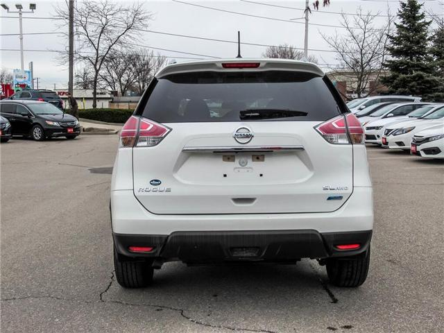 2014 Nissan Rogue SV (Stk: 3230A) in Milton - Image 6 of 27