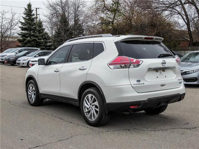 2014 Nissan Rogue SV (Stk: 3230A) in Milton - Image 7 of 27
