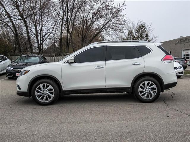 2014 Nissan Rogue SV (Stk: 3230A) in Milton - Image 8 of 27